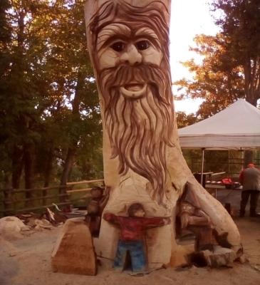 Wood Spirit 3