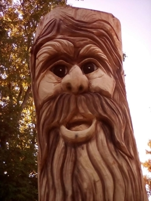 Wood Spirit 4