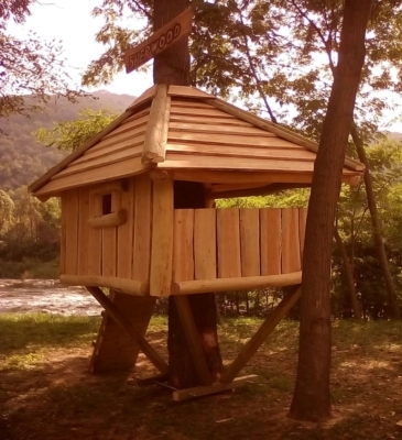 Case sull'albero 5
