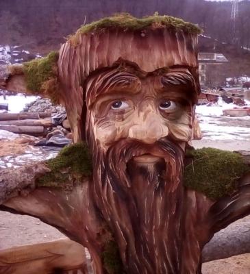 Wood Spirit 7