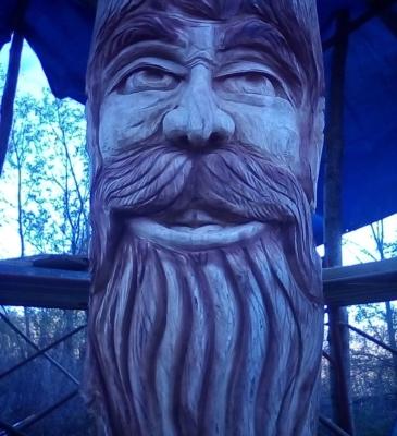 Wood Spirit 1