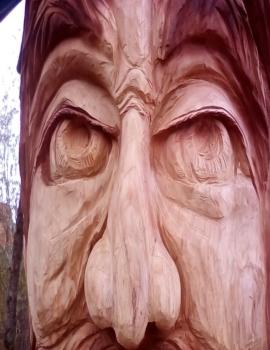 Wood Spirit 2