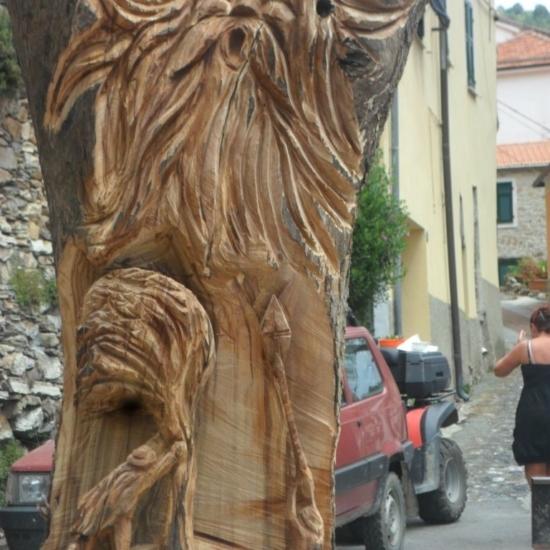 Wood Spirit 5