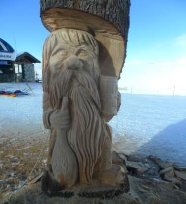 Wood Spirit 6